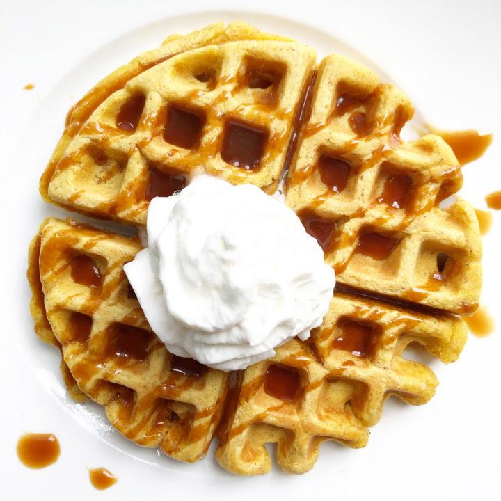 Waffle Bar Ideas