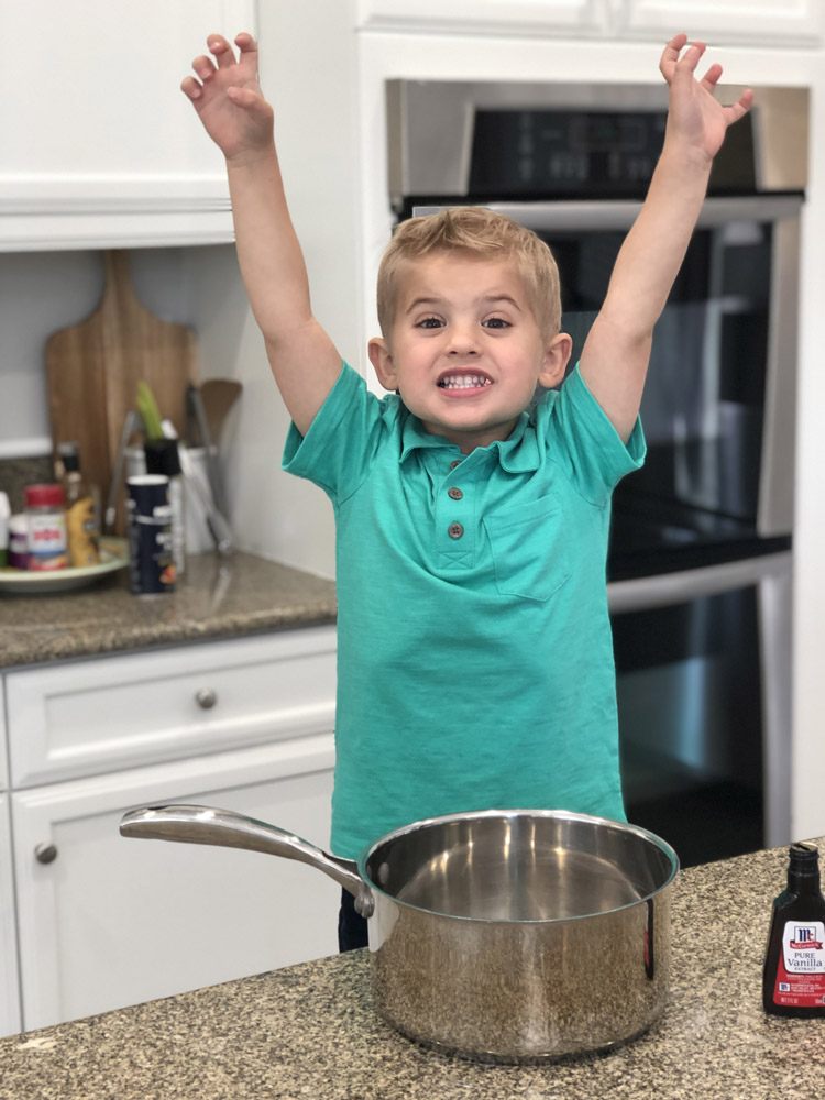 Iron Chef by More Momma kid friendly recipes