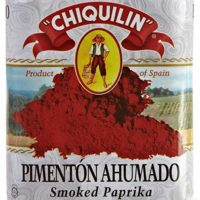 Smoked Paprika Chiquilin Tin 2.64 Oz (2 Pack) Pimenton Ahumado Spain Rich Smokey Flavor