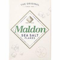Maldon Salt Company, Sea Salt Flakes,(240 gram box), 0.53 Pound (1 Count)