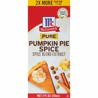 McCormick Pure Pumpkin Pie Spice Extract, 2 fl oz