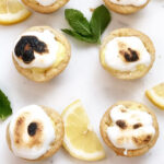 3-Ingredient Mini Lemon Meringue Pie