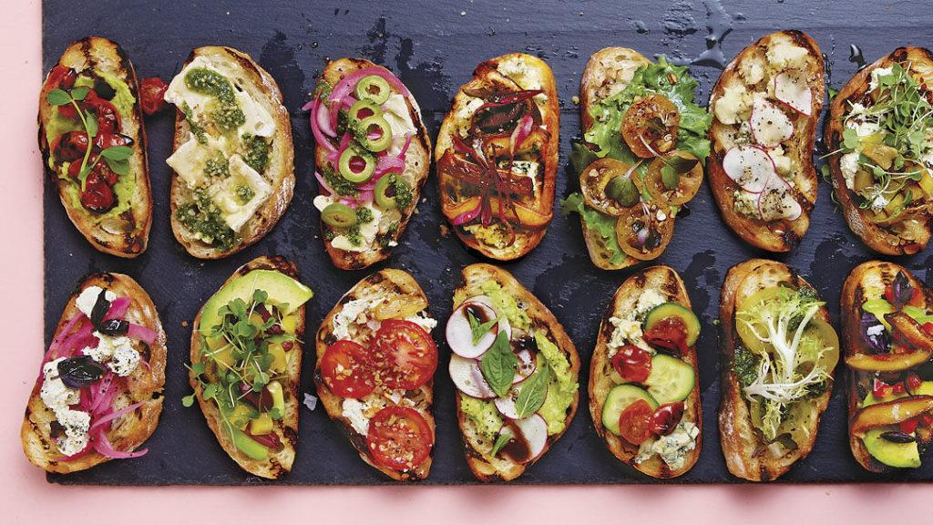 Artisan Toast Bar