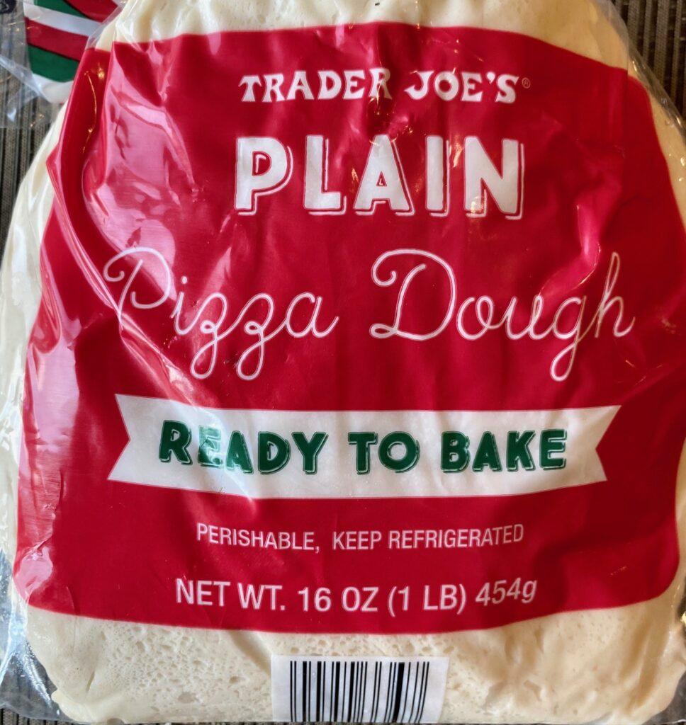 Trader Joe's Pizza Dough