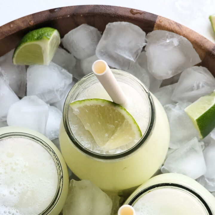 4 Ingredient Brazilian Limeade