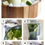 steps to make Brazilian limeade