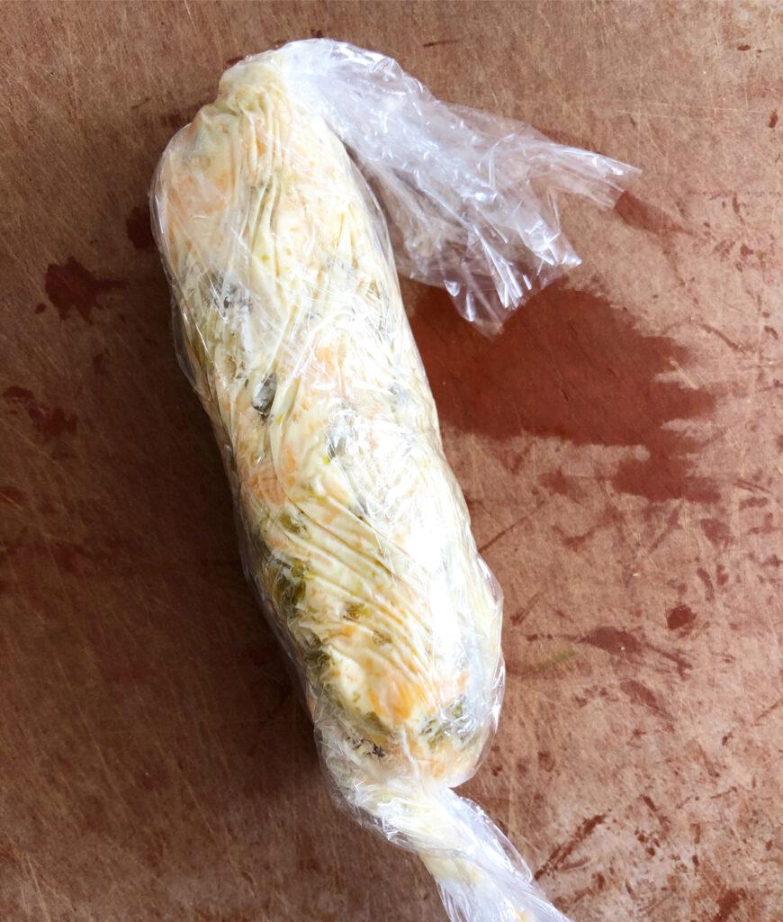 jalapeno cheddar compound butter