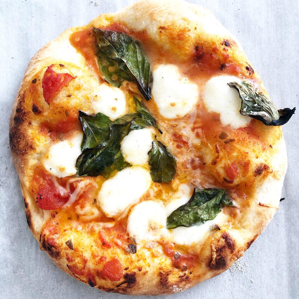 Sourdough Pizza, Whole