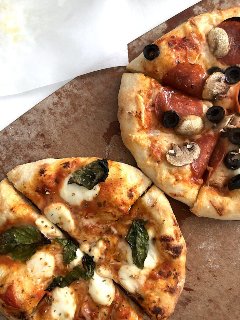Sourdough Starter Pizza Dough Recipe