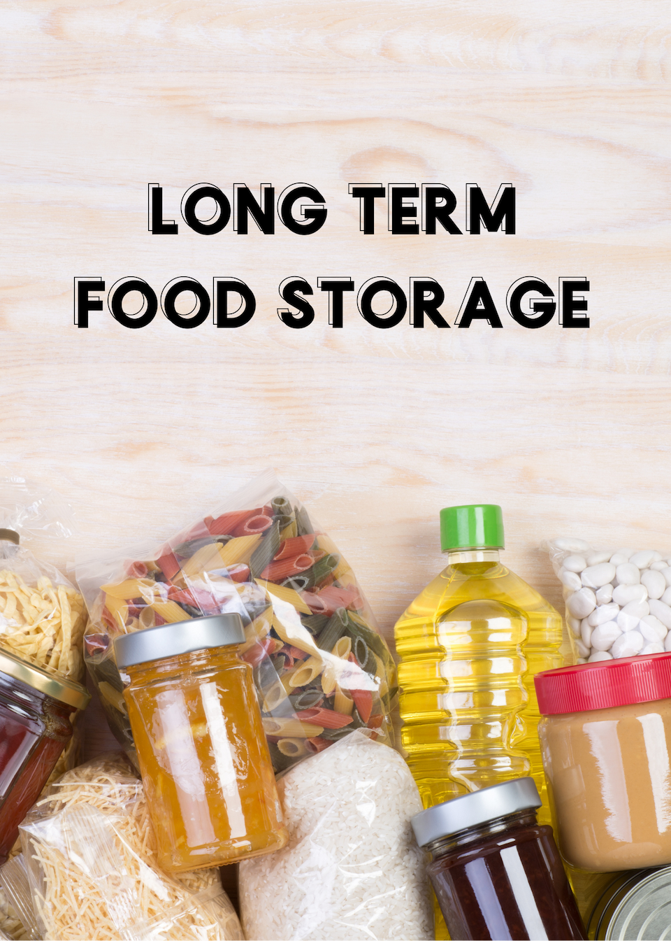 picture of food storage