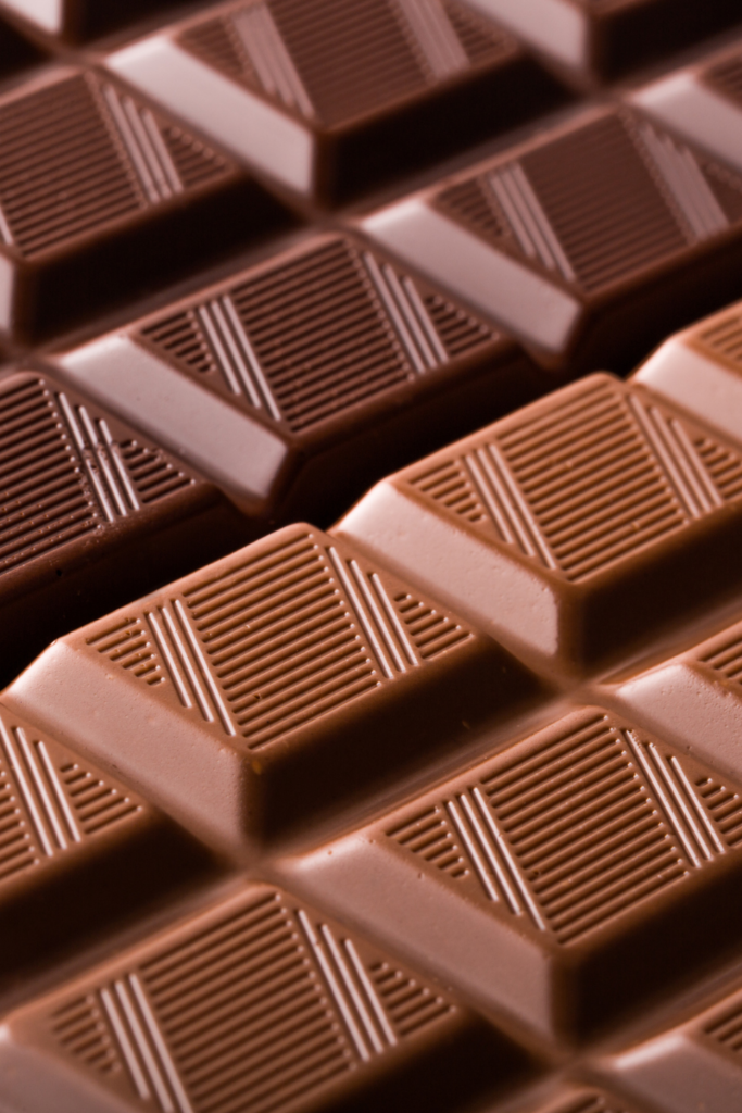 High quality chocolate