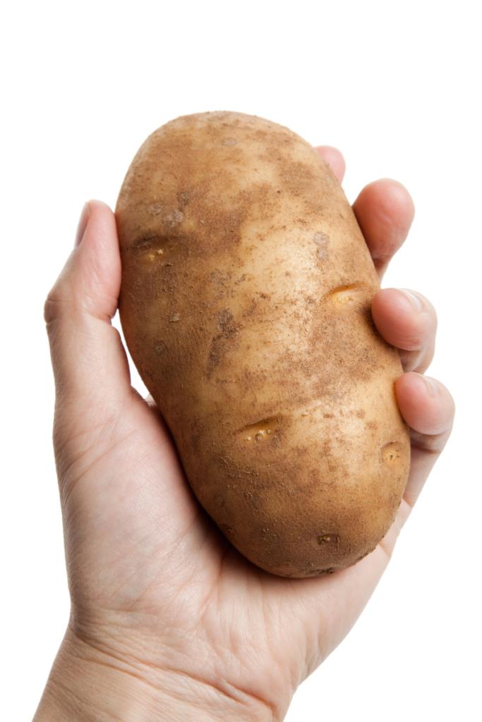 Potatoes For Potato Wedges