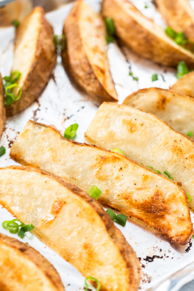 Potato Wedges In The Oven