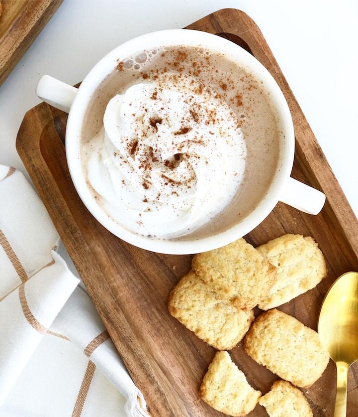 caffeine free chai latte