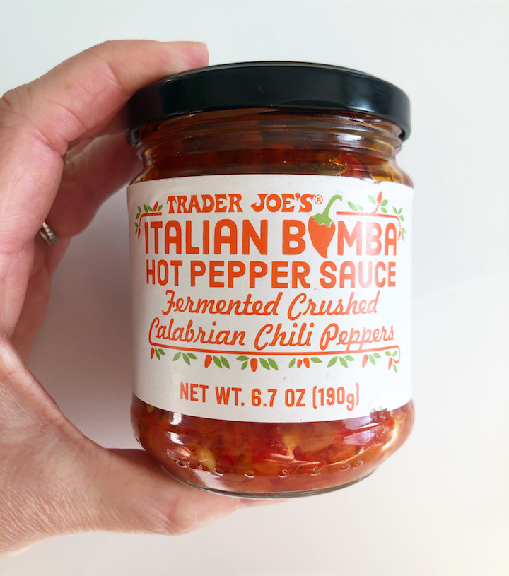 Italian Hot Pepper Sauce