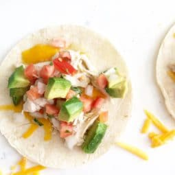 Salsa Verde Tacos