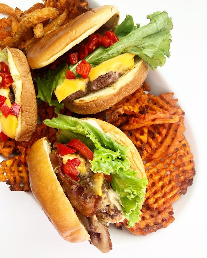 Shake Shack Burger Recipe