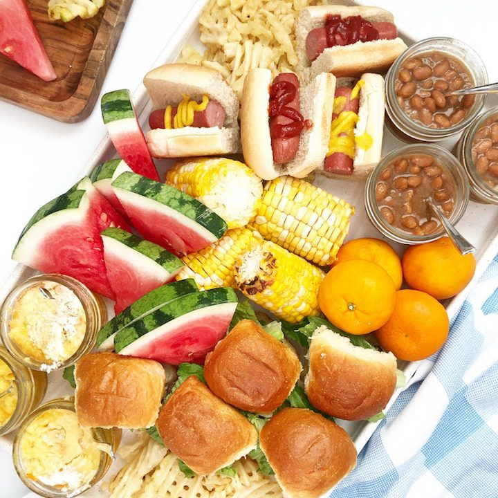 Kids Grill Out Board