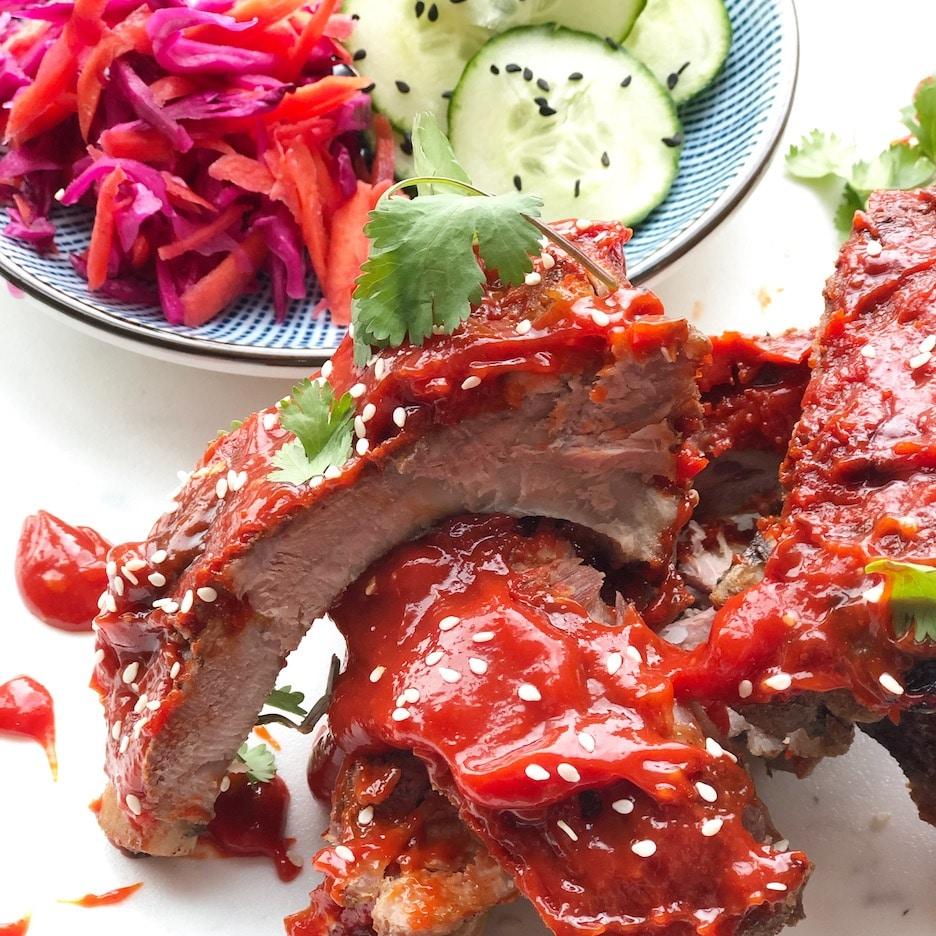 Asian Pork Ribs